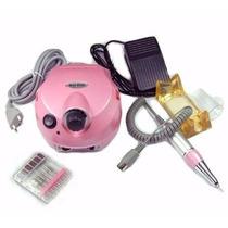 Lixa Elétrica De Unha Profissional 25.000 Rpm 110v