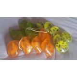 16 Sabonetes Artesanais Frutas