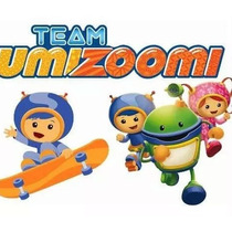 Kit Imprimible Equipo Umizoomi Full Fiesta 2x1