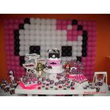 Mesa Decoração Festa Monster Hight Infantil