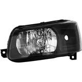 Optica Fiat Uno Fire 04/13 Aro Negro Tunning - Carvision