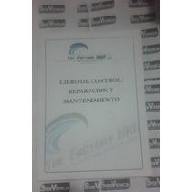 Libro De Control Y Mant De Registradora Aclas