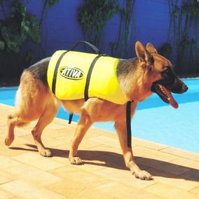 Coletes Salva Vidas Para Cães E Gatos Tam G 18 A 36 Kg Ativa