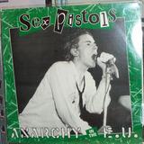 Vinilo: Sex Pistols - Anarquia En El Reino Unido- Edic Uk