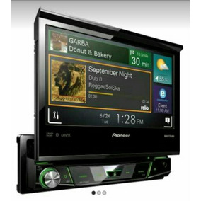 Stereo Pioneer Multimedia Avh-7750bt - Impecable