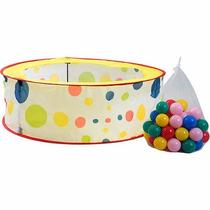 Piscina Bolinhas Color Dots Com 50 Bolinhas Brink+