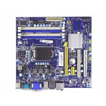 Placa Mãe Lga 1156 Ddr3 P/ Processador I3 I5 I7 Ddr3/dvi/