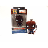 Spider Man Llavero Figura Marvel Super Heroe Legends Comic