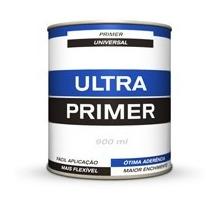 Primer Alto Sólido Cinza Ultraprimer 900ml Maxi Rubber - -