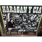 Haragan En Vivo Vol.1 Cd Sellado