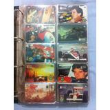 Cartão Telefônico Coleção Com 538 Raros