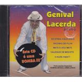 Genival Lacerda - Cd Ao Vivo - Lacrado De Fábrica