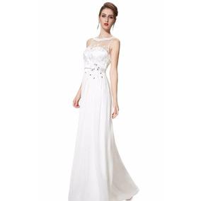 Vestido De Novia Nuevo Talla 6 8 14 Delpilar Modelo Ne 01