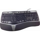 Teclado Microsoft Natural Ergonomic Keyboard 4000 (blister)