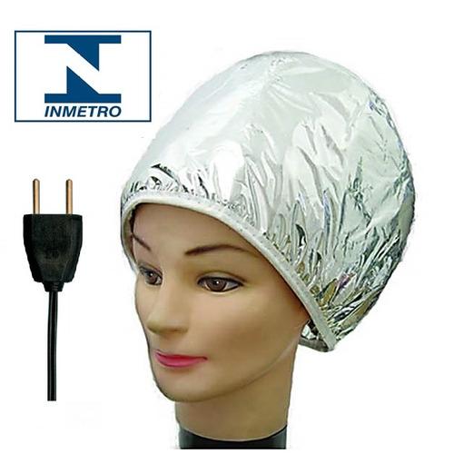 Touca Térmica Elétrica Metalizada 110v / 127v Inmetro 220v