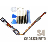 Repuesto Flex Boton Home Samsung Galaxy S4 I545 L720 R970
