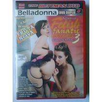 Dvd Pornô Buttman : Belladonna Só Para Elas11 ( Original )