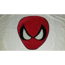 Tapete De Personagens Pelúcia Homem Aranha