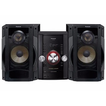 Mini System Panasonic Sa-akx32 Mp3 Usb Woofer 8