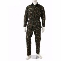 Kit 10 Fardas Militar Camuflada Rip Stop Exercito Brasileiro