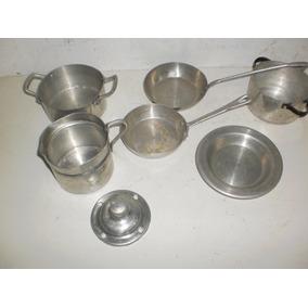 Antigua Bateria De Cocina