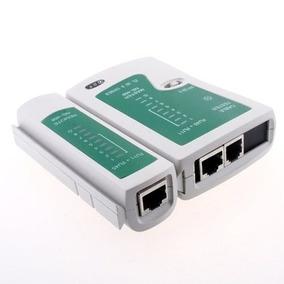 Probador Testeador Cable De Red Utp Rj11 Rj12 Rj45 Ethernet