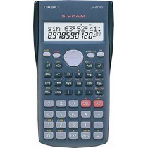 Calculadora Casio Científica De Bolso Fx-82ms 240 Funções
