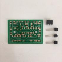 Kit Placa Pci P/ Pedal Tubescreamer + Tl072 + 2n5088
