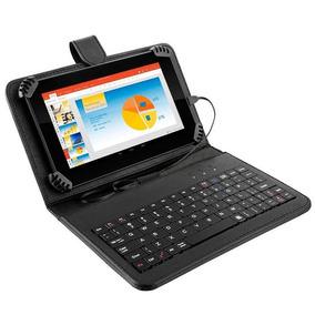 Tablet Multilaser Nb196 Tela 7 Android 4.4 Kit 8gb Wi-fi