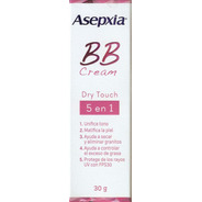 Asepxia - Bb Cream 5 En 1 Crema Facial Anti Acné Fps 30