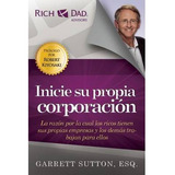 Inicie Su Propia Corporacion