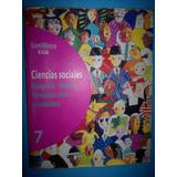 Ciencias Sociales 7-editorial Santillana Egb 2
