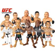 Coleção Campeões Ufc 10 Bonecos