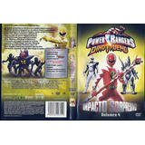 Power Rangers Dinotrueno Impacto Sorpresivo Vol.4 Dvd Orig.