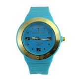 Reloj Chronosport Happyg Dama Grande Pequeño Liquidacion