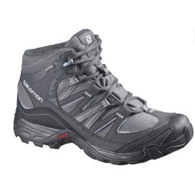 Bota Feminina Salomon - Mudstone Mid 2 Gtx® F - Hiking