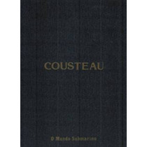 Enciclopédia O Mundo Submarino - Costeau(36715-est36)