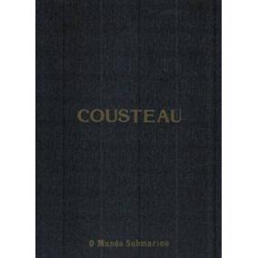 *enciclopédia O Mundo Submarino - Costeau(36715-est36)