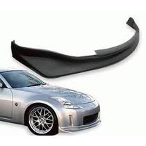 Spoiler Lip Pu Facia Delantera Nissan 350z 2003 2004 2005