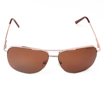 Óculos Triton A2118 - Dourado - Metal - 12x Sem Juros