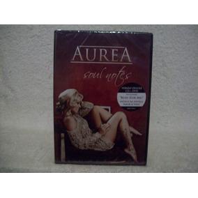 Dvd + Cd Aurea- Soul Notes- Lacrado De Fábrica