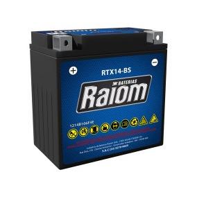 Bateria Ytx14-bs Raiom Bmw F800/f650gs/kawasaki Zx1100/1200