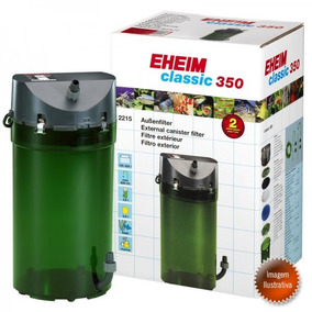 Filtro Canister Eheim Classic 350 620l/h 2215 110v