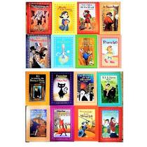 Paquete 16 Libros Niños Gulliver Pinocho Principito Ana Fran