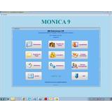 Monica 8.5 Y Monica 9 Originales Con Soporte De Por Vida