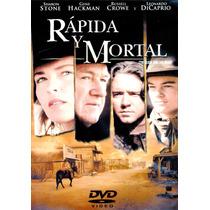 Dvd Rapida Y Mortal (the Quick And The Dead) 1995- Sam Raimi