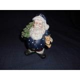 Figura De Porcelana ( Papa Noel )