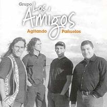Sergio Galleguillo Y Los Amigos Agitando Pañuelos