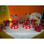 Tortas Infantiles/minnie/violeta
