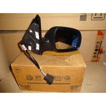 Retrovisor Pequeno Ld Elétrico Vw Golf 99/06 Original Novo U